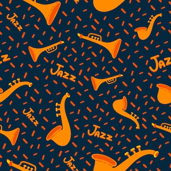Jazz-muster