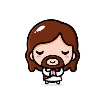 Jesus christus design betet