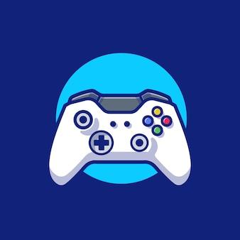 Joystick-spiel. sporttechnologie