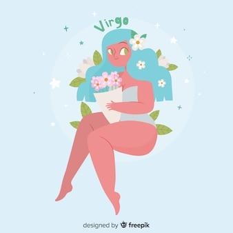 Jungfrau charakter
