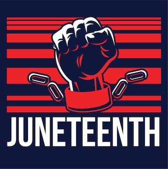 Juniteenth black history month