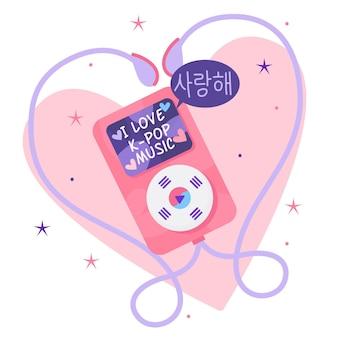 K-pop musik