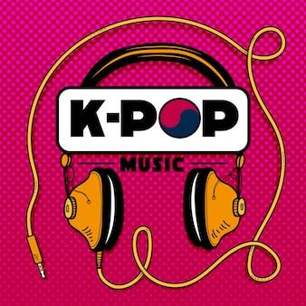 K-pop musikkonzept