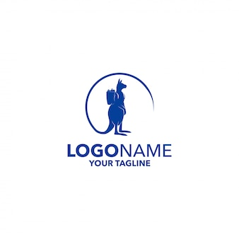 Känguru-logo