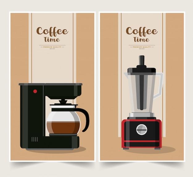 Kaffee banner