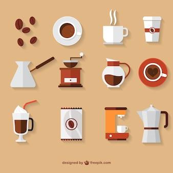 Kaffee sammlung