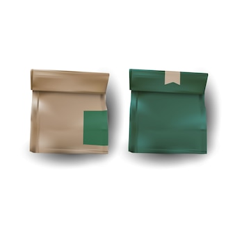 Kaffee-verpackungstasche