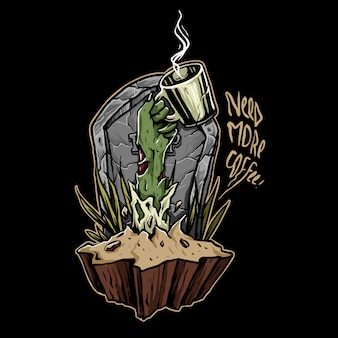 Kaffee-zombie