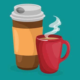 Kaffeegetränke einstellen