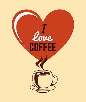 Kaffeetasse haus isoliert symbol