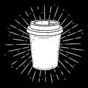 Kaffeetasse illustration
