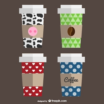 Kaffeetasse muster