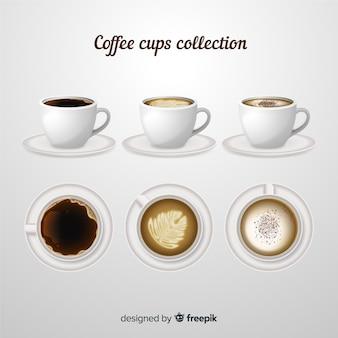 Kaffeetassen-sammlung