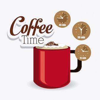 Kaffeezeit design.