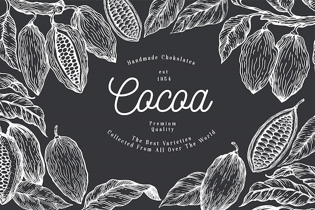 Kakao-vorlage.