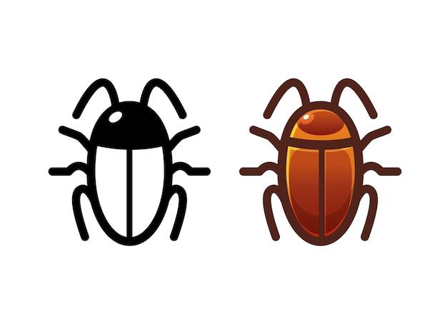Kakerlake-symbol