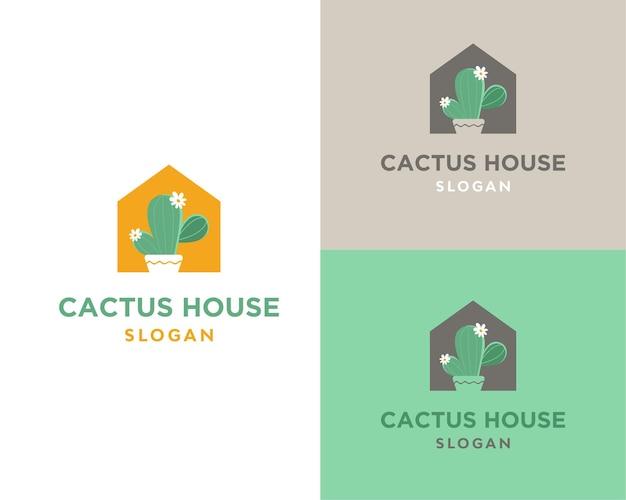 Kaktus-haus-logo