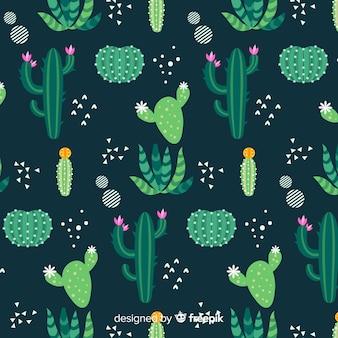 Kaktus-muster