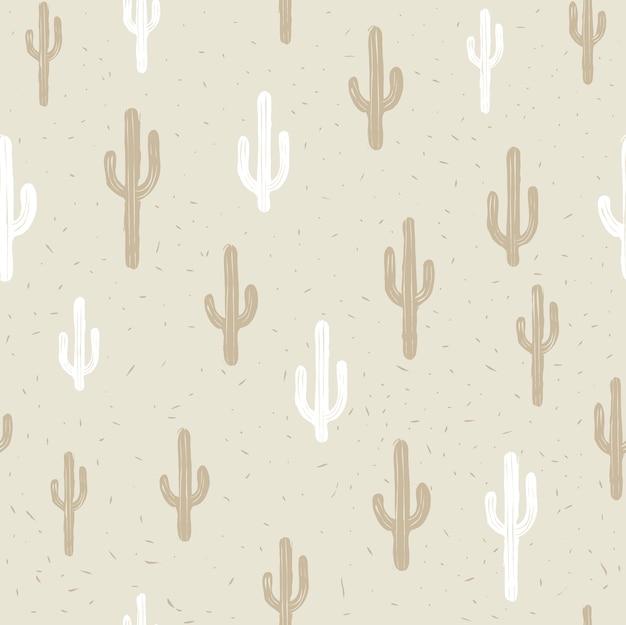 Kaktus-muster.