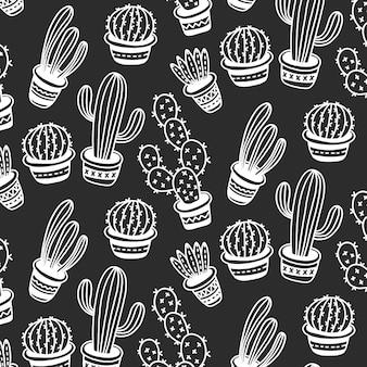 Kaktusmuster