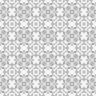 Kaleidoskop-muster. dreieck geometrischer druck