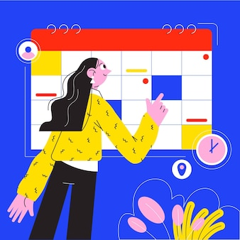 Kalender terminbuchung