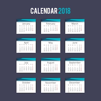 Kalendermonate lokalisierte ikone