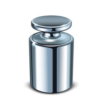 Kalibrierungsgewicht messen metallisches werkzeug