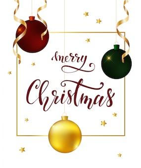 Kalligraphie-frohe weihnachten-zitat