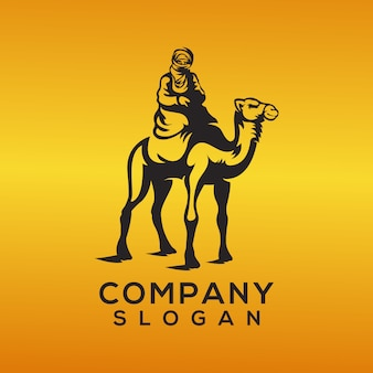 Kamel-logo-vektor