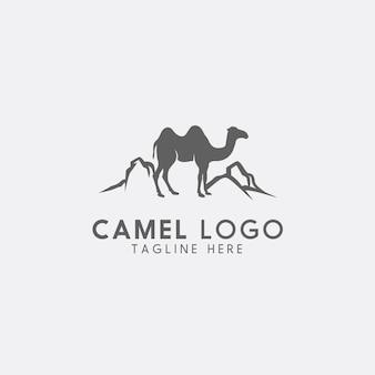 Kamel logo vektor