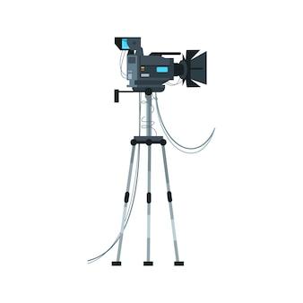 Kamera halbflache rgb-farbe