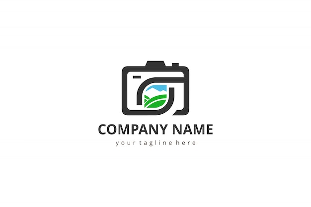 Kamera logo vorlage