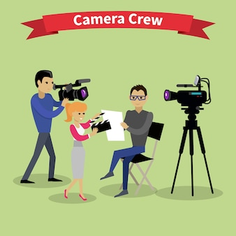 Kamerateam illustration