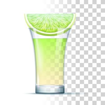 Kamikaze schuss cocktail