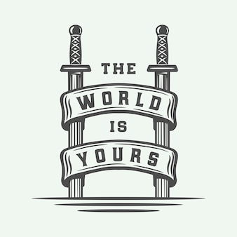 Kampf gegen typografie-poster