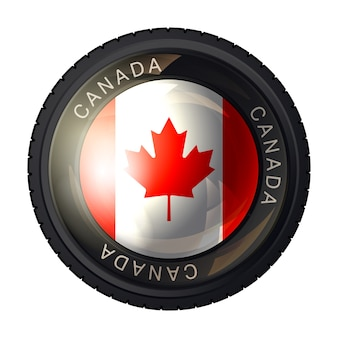 Kanada-flagge-symbol