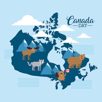 Kanada tag