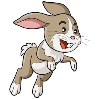 Kaninchen-cartoon
