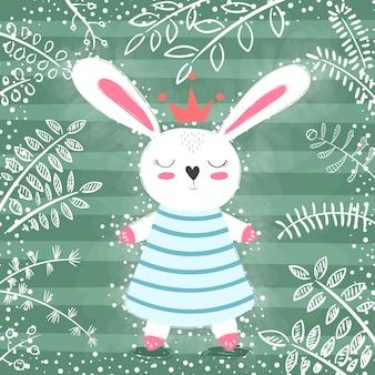 Kaninchen prinzessin