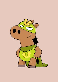 Kapitän pferd
