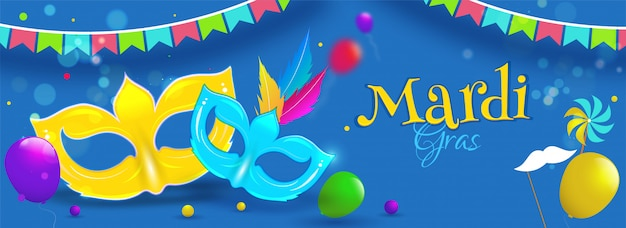 Karneval-banner.