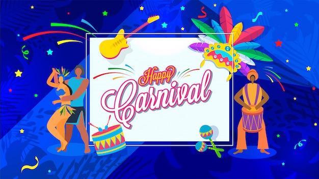 Karneval-feier