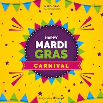 Karneval-karnevalshintergrund