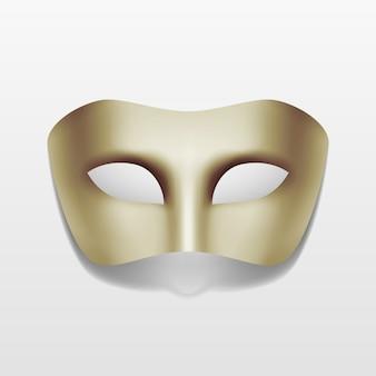 Karneval maskerade party maske