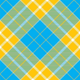 Karomuster nahtlos überprüfen. tartan-gewebestruktur. quadratischer hintergrund des streifens. vektortextildesign.
