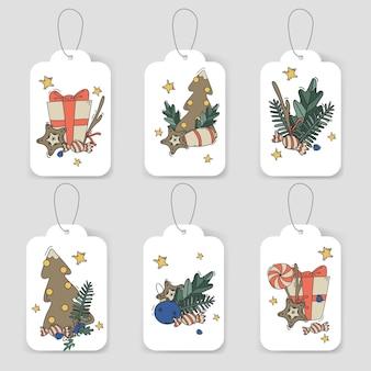 Karte frohe weihnachten