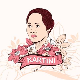 Kartini tagesheldin in ermächtigung