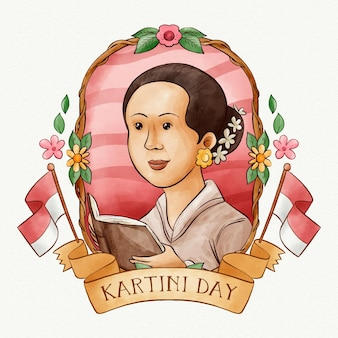 Kartini tageskonzept