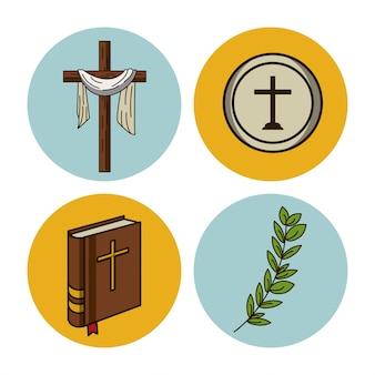 Karwoche symbole